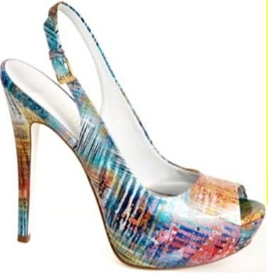 Loriblu Ayakkabı Renkli